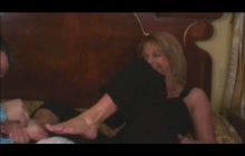 Foot Massage With Brianna