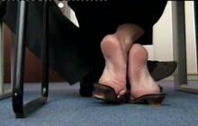 I want those feet