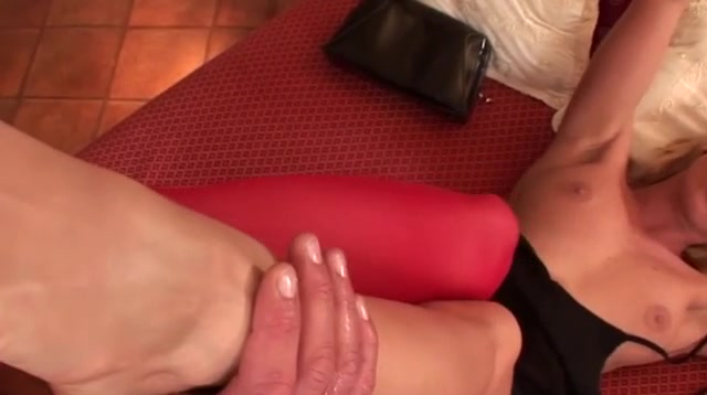 Best Footjob In The World
