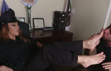 Female cop gets fucked good
