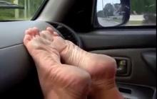 Sweet dirty feet